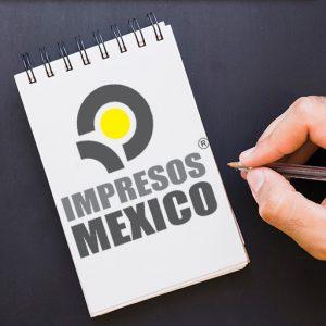 Logotipo Impresos México